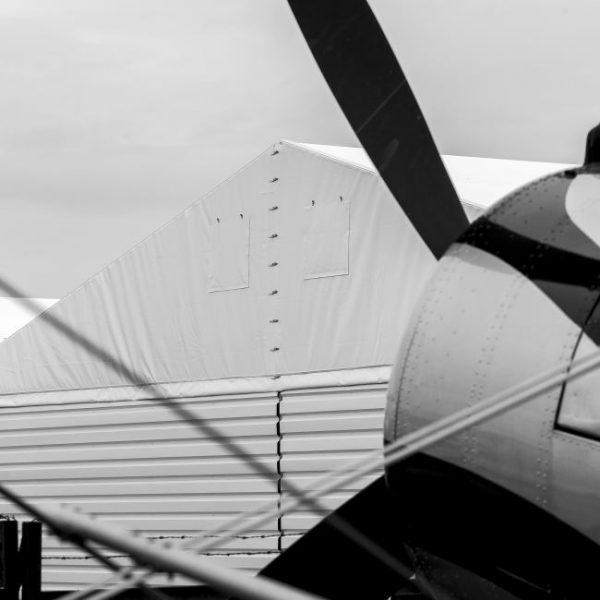 zelthalle hangar
