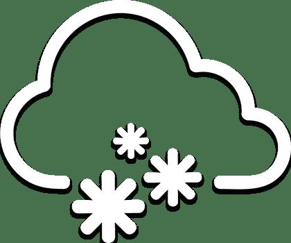 Fertighallen Schneelast bis 300 kg