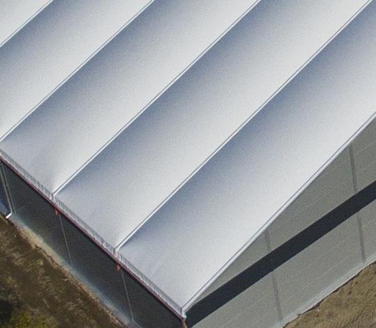 fertighallen aufblasbares dach